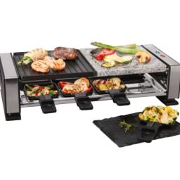 Grelhador Raclette com Pedra 1400 W