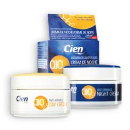 CIEN® Q10 Creme Anti-Rugas Dia / Noite