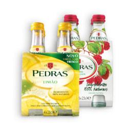 PEDRAS SALGADAS® Água com Gás Limão / Frutos Vermelhos