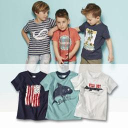 T-shirts para Rapaz