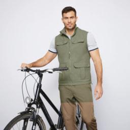 ACTIVE TOUCH® Colete de Ciclismo de Lazer