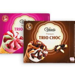 GELATELLI® Gelado Cone Trio Choc / Fresh