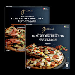 GOURMET FINEST CUISINE® Pizza Forno de Lenha