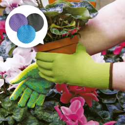 GARDEN FEELINGS® Luvas para Jardinagem com Relevo