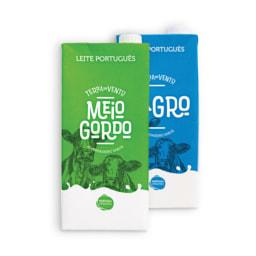 TERRA DO VENTO® Leite Meio-gordo / Magro