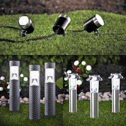 LIGHT ZONE® Candeeiro Solar LED