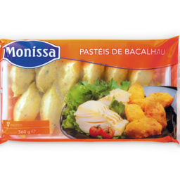 MONISSA® Pastéis de Bacalhau