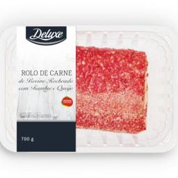 DELUXE® Rolo de Carne de Bovino Recheado com Fiambre e Queijo