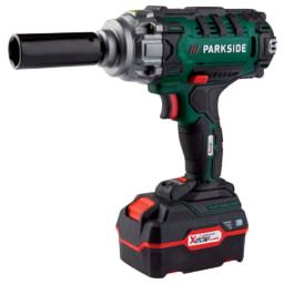 Parkside® Aparafusadora Impacto com Bateria 20V