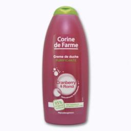 Corine de Farme Creme de Duche Cranberry & Romã