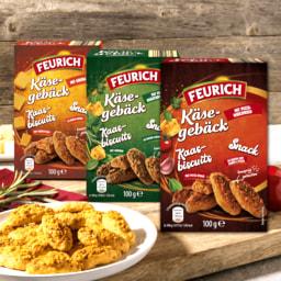 FEURICH® Snack de Queijo