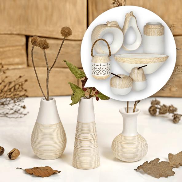 LIVING ART®  Cerâmica Decorativa