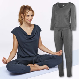 Macacão de Yoga para Senhora