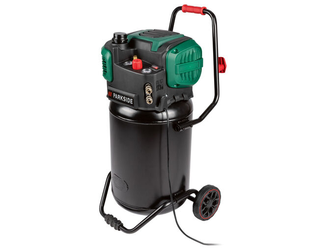 Parkside® Compressor Vertical 1800 W