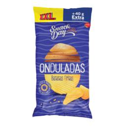 Snack Day® Batata Frita Ondulada XXL