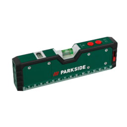 Parkside® Nível de Água com Indicador Laser