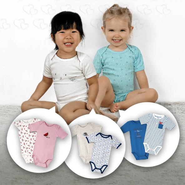 POCOPIANO® Body para Criança