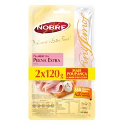 Nobre®  Fiambre Perna Extra Fatias Finíssimas