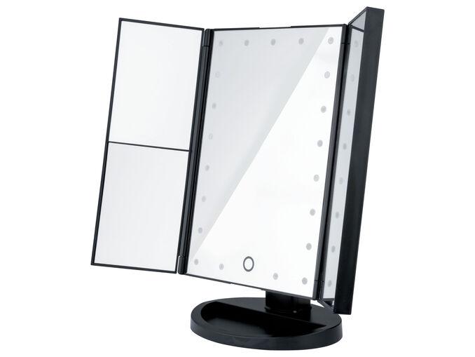 Livarno Home® Espelho de Maquilhagem LED