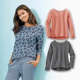 UP2FASHION® Sweatshirt para Senhora
