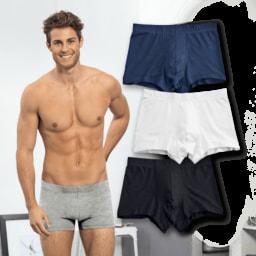 ENRICO MORI® Boxers para Homem