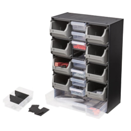 POWERFIX® Caixa de Arrumação para Peças Pequenas