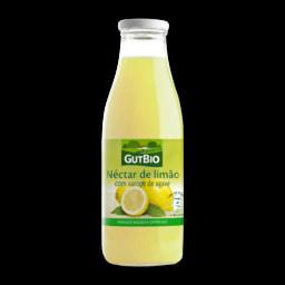 GUT BIO® Néctar de Sumo de Limão com Xarope de Agave