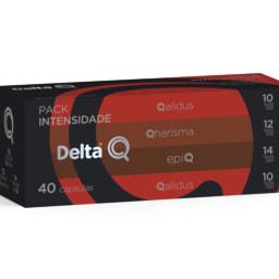 Delta Q® Cápsulas de Café Pack Intensidade