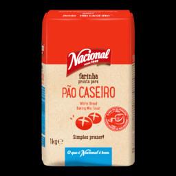 Nacional Farinha para Pão Caseiro