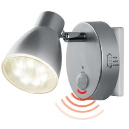Projetor LED com Sensor de Movimentos