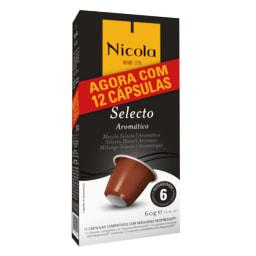Artigos selecionados NICOLA