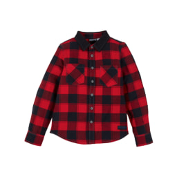 PEPPERTS® Camisa de Flanela