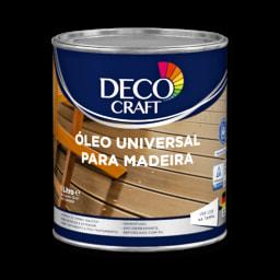 DECO CRAFT® Óleo Universal para Madeira