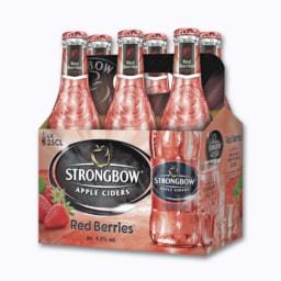 Strongbow de Frutos Vermelhos