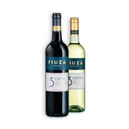FIUZA® Vinho Tinto / Branco 3 Castas