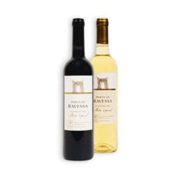 PORTA DA RAVESSA® Vinho Tinto / Branco Alentejo DOC Colheita Especial