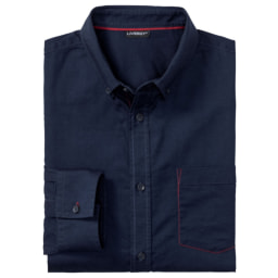 Livergy® Camisa de Algodão para Homem
