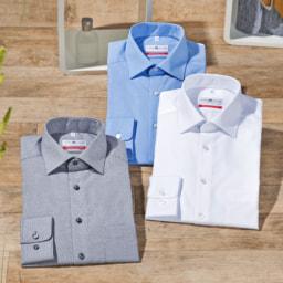 ROYAL CLASS® Camisa Manga Comprida para Homem