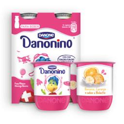 Artigos selecionados DANONINO®