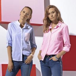 UP2FASHION® Camisa para Senhora