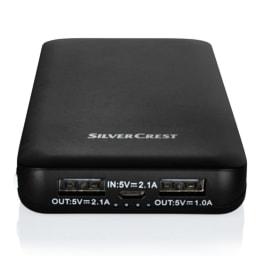 SILVERCREST® Powerbank 6000 mAh