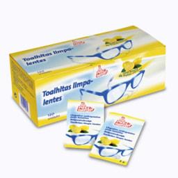 Toalhitas Limpa-lentes
