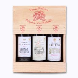 Vinho Tinto de Bordéus Premiado