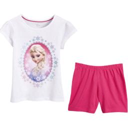 Pijama Curto/ Camisa para Menina