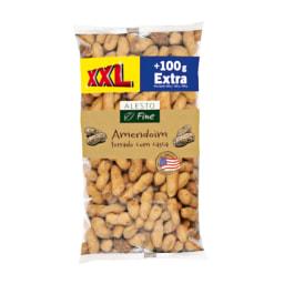 Alesto® Amendoins Torrados com Casca XXL