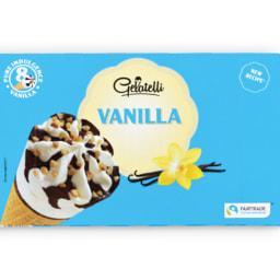 GELATELLI® Gelado Cone Baunilha