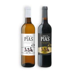 AMIGOS DE PIAS® Vinho Branco / Tinto