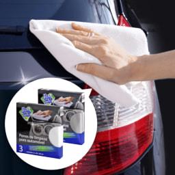 UNAMAT® Panos de Limpeza para Automóvel