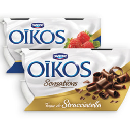 DANONE® Iogurte Grego Oikos