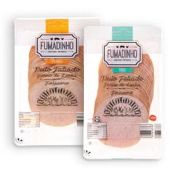 FUMADINHO® Peito de Frango / Peru Forno de Lenha